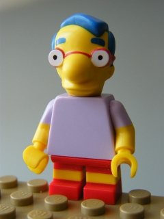 The Simpsons - Milhouse Van Houten