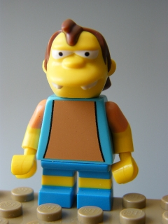 The Simpsons - Nelson Muntz