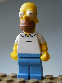 The Simpsons - Homer Simpson - AKCE-