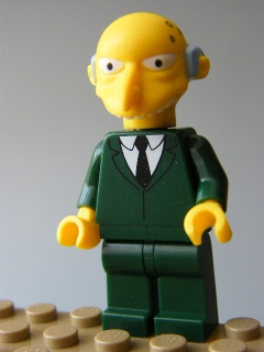 The Simpsons - Mr. Burns