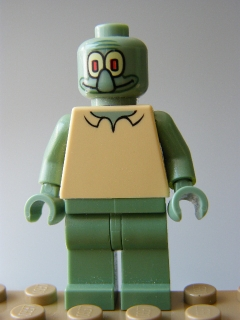 LEGO SpongeBob SquarePants - Squidward 2
