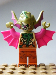LEGO-  Mutated Dr. O'Neil