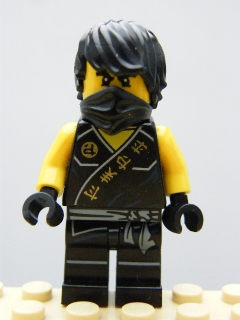 LEGO NINJAGO 114 - Cole Sleeveless