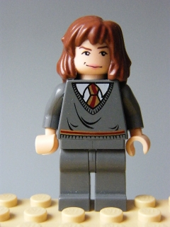 LEGO HARRY POTTER - Hermione