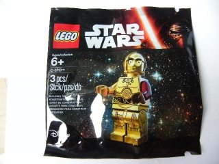 LEGO STAR WARS - C-3PO polybag