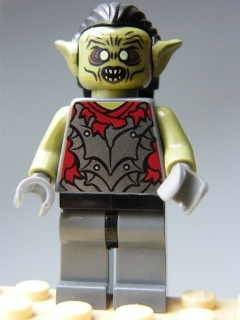 LEGO lor011 - Moria Orc - Olive Green