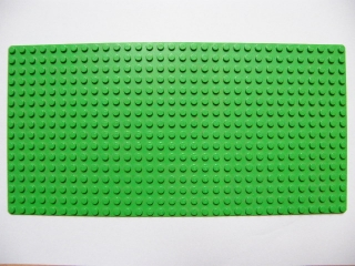 LEGO 3857 - Bright Green Baseplate 16 x 32