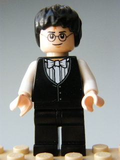 LEGO HARRY POTTER - Yule Ball Vest and Bow Tie