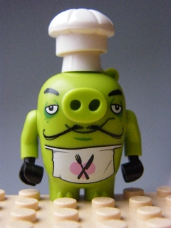 LEGO ANGRY BIRDS - Chef Pig