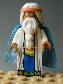 LEGO The Lego Movie tlm021 - Vitruvius