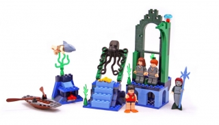 LEGO Harry Potter 4762 - Rescue from the Merpeople