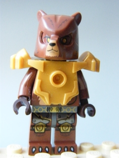 LEGO Legends of Chima -Bulkar