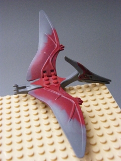 LEGO Ptera04 - Dino Pteranodon with Dark Red Back