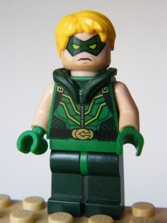 LEGO SUPER HEROES 153 - Green Arrow