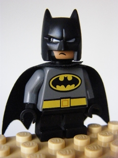 LEGO SUPER HEROES - Batman - Short Legs