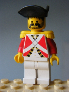 LEGO - Imperial Guard - Officer