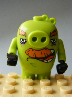 LEGO ANGRY BIRDS - Foreman Pig
