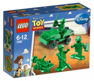 LEGO 7595 - Army Men on Patrol