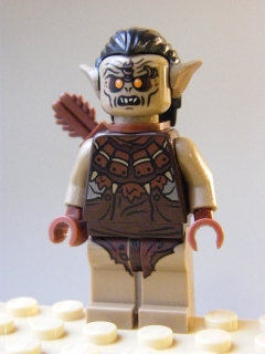 LEGO lor048 - Hunter Orc with Quiver