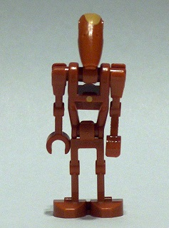 LEGO STAR WARS 482 - Battle Droid Commander (75019)