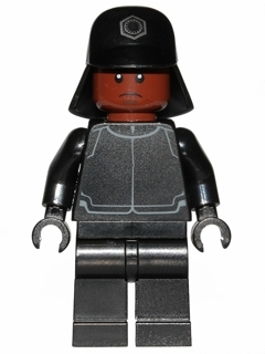 LEGO STAR WARS 694 - First Order Crew Member, Helmet with Insignia