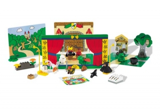LEGO DUPLO SET 3615 - Theatre Stories