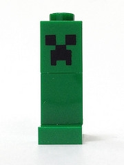 LEGO MINECRAFT 001 - Micromob Creeper