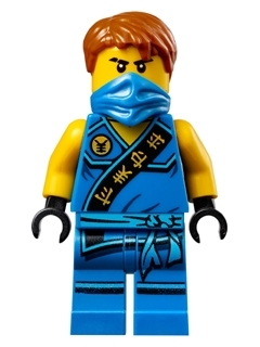 LEGO NINJAGO 137 - Jay - Sleeveless with Bandana