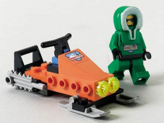 LEGO 6577 - 6577 Snow Scooter