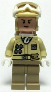 LEGO STAR WARS 259 - Hoth Rebel Trooper