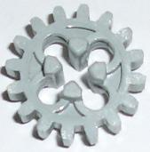 LEGO 4019 - Technic, Gear 16 Tooth (Old Style with Round Holes)