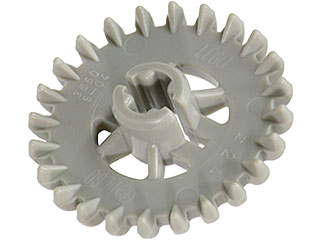 LEGO 3650b - Technic, Gear 24 Tooth Crown with Reinforcements