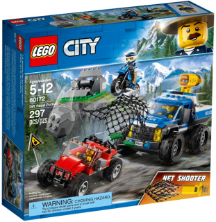 LEGO 60172 - Dirt Road Pursuit